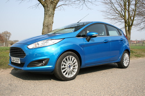 Ford Fiesta 1.0 Ecoboost.