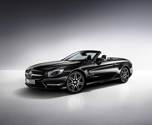 Mercedes-Benz SL 400.