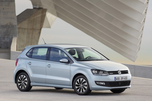 Volkswagen Polo Bluemotion.