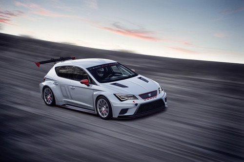 Seat Leon Cup Racer.
