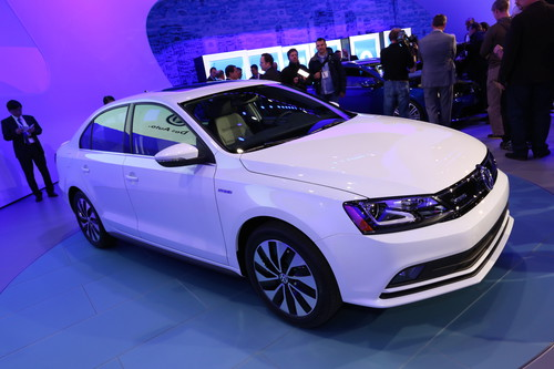 Volkswagen Jetta in der US-Version.