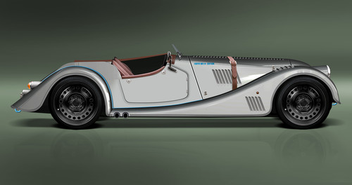 Morgan Plus 8 Speedster.