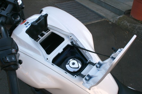 Honda CTX 700 N.