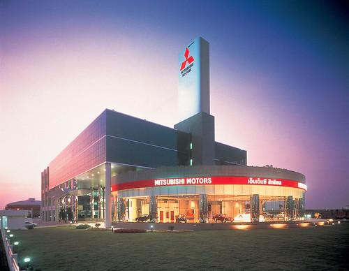 Für rund 11 Millionen Euro errichtet Mitsubishi in Thailand ein neues Versuchszentrum.