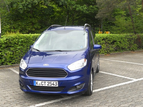 Ford Tourneo Courier.