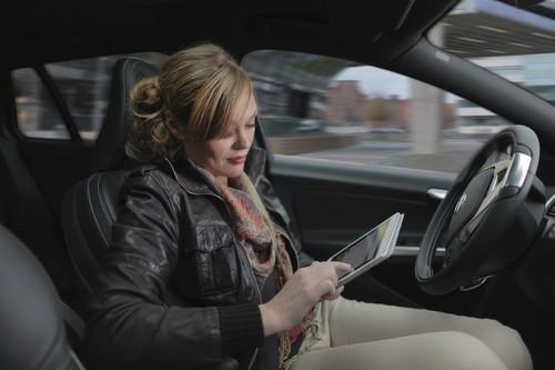 "Volvo testet im Projekt ""Drive Me"" in Göteborg 100 selbstfahrende Autos."