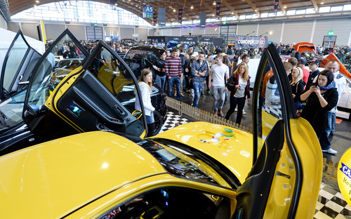Tuning World Bodensee 2014.