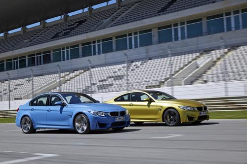 BMW M3 und M4.