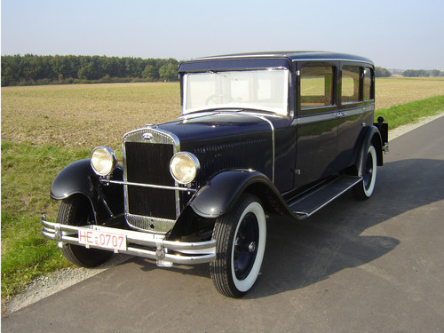 Skoda 645 (1931.