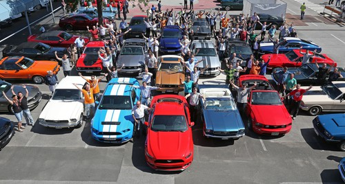 33. European Mustang Convention.