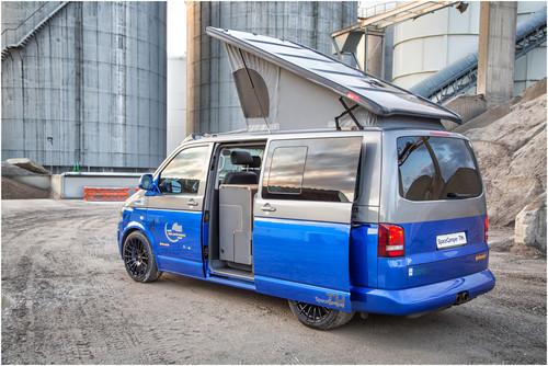 Volkswagen Spacecamper TH5.