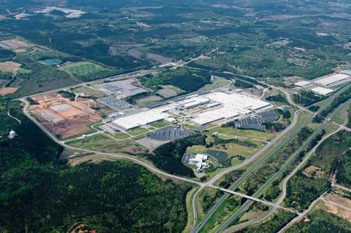 Mercedes-Benz-Werk Tuscaloosa.