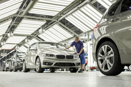 BMW-Werk Leipzig: Produktion 2er.