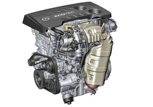 Opel 1.6 Ecotec Direct Injection Turbo.