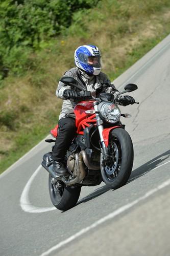 Ducati Monster 821.