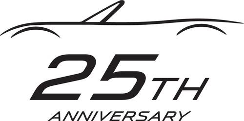 25 Jahre Mazda MX-5.
