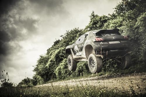 Peugeot 2008 DKR.