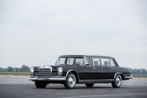 Mercedes-Benz 600 Pullman.