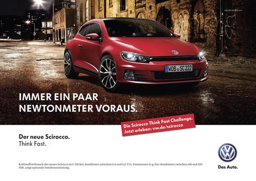 Werbung Auto
