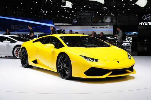Lamborghini Huracán.