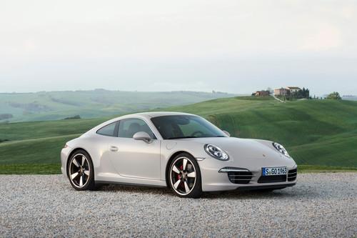 Porsche 911 Coupé.