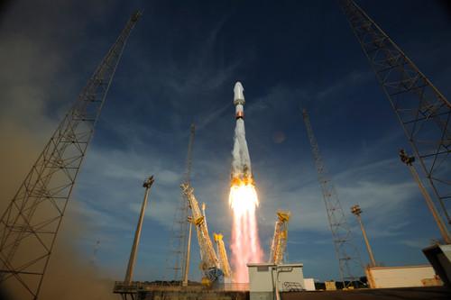 Der zweite Galileo-Start.