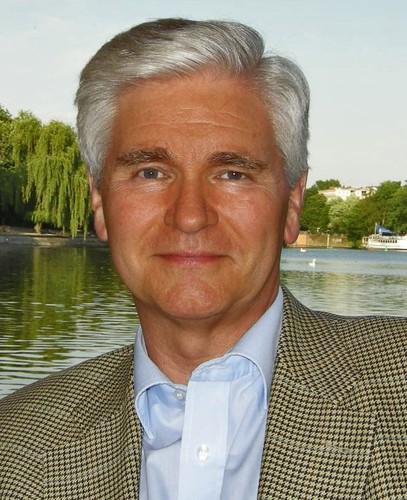 Prof. Wolfgang Lubitz.