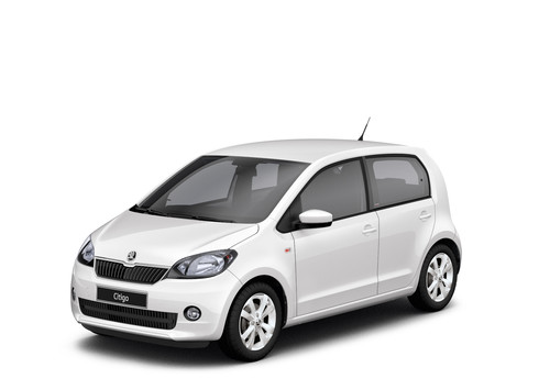 Skoda Citigo Cool Edition.