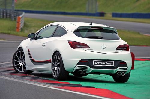 Opel Astra GTC Turbo i 1400 von Irmscher.