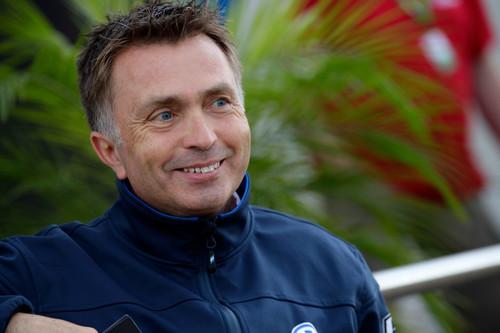 WRC-Lauf in Deutschland: Jost Capito.