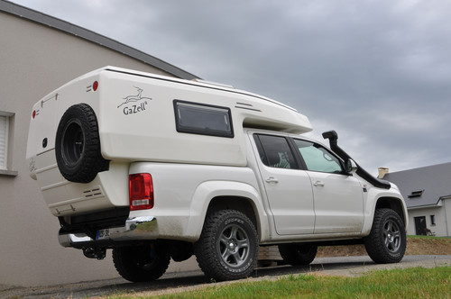 living in a box camping mit dem vw amarok auto. Black Bedroom Furniture Sets. Home Design Ideas
