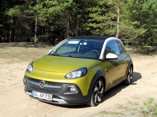 Opel Adam Rocks.