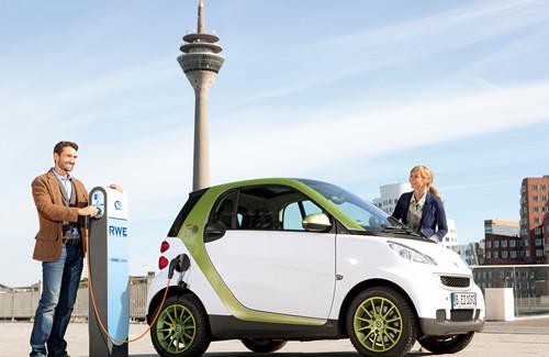 RWE-Ladesystem bietet Autofahrern genaue und faire Energieabrechnung nach Kilowattstunden.