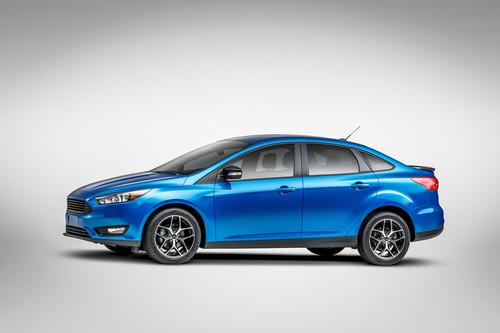 Ford Focus Viertürer.