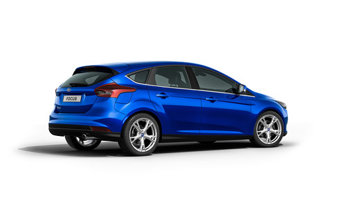 Ford Focus Fünftürer.