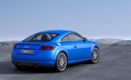 Audi TT Coupé.