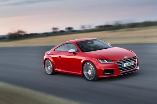 Audi TTS Coupé.