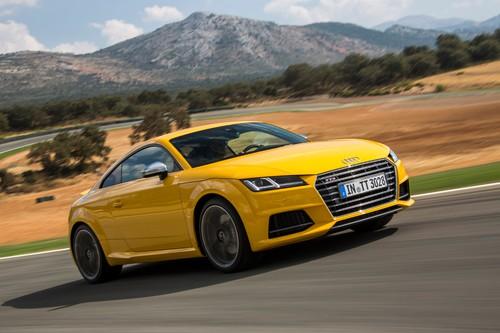 Audi TTS 2.0 TFSI Quattro.