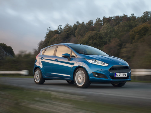 Ford Fiesta Sync Edition.