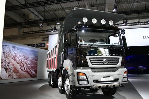 bharatbenz truck  87024
