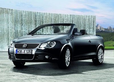 Volkswagen Eos Exclusive.