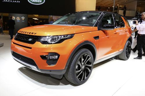 Foto: Auto-Medienportal.Net/Land Rover