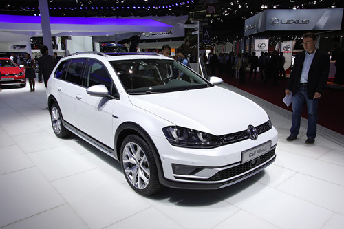 paris 2014 dem vw golf variant ffnen sich neue wege auto medienportal net. Black Bedroom Furniture Sets. Home Design Ideas