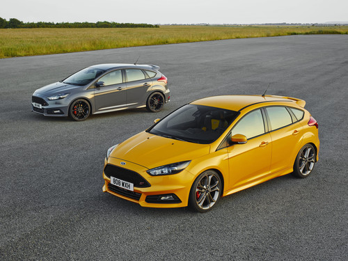 Ford Focus ST.