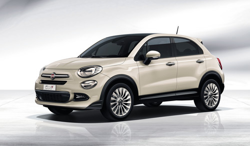 Fiat 500X Opening Edition.