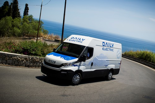 Iveco Daily Electric.
