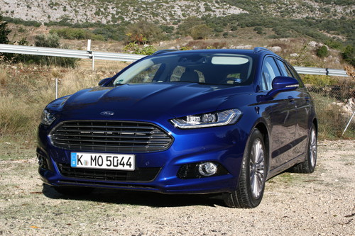 Ford Mondeo Turnier.