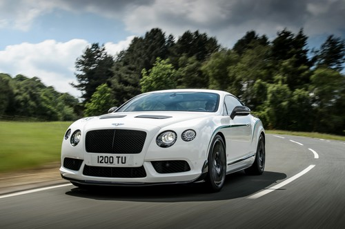 Bentley Continental GT3-R.
