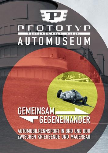 """Ausstellung """"Gemeinsam gegeneinander"""" im Automuseum Prototyp."""