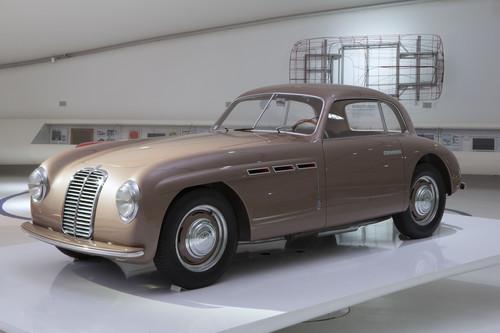 Maserati A6 1500 (1958).